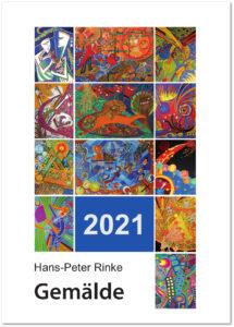 Hans-Peter Rinke - Wandkalender 2021
